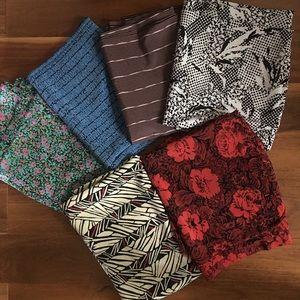 Vintage Fabrics Lot